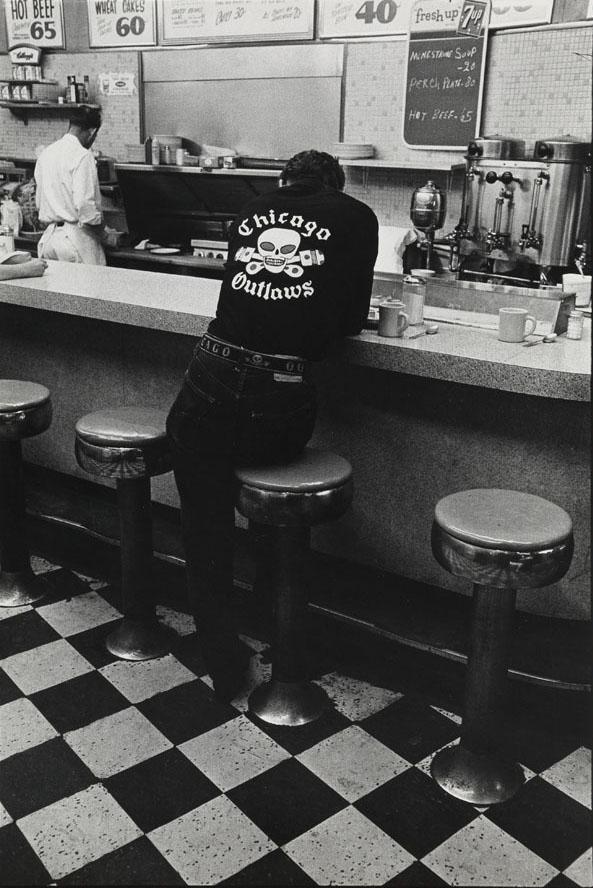 Lot 199: Danny Lyon, Jack, Chicago, 1965-66, from Danny Lyon