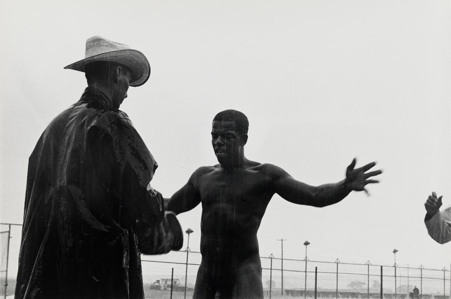 Lot 199: Danny Lyon, Shakedown, Ramsey Unit, Texas, 1967-69, from Danny Lyon