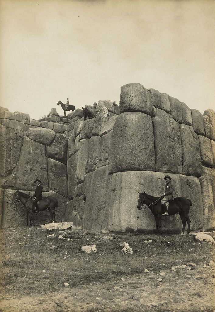 Album with 118 photographs, 16 of which are attributed to Martín Chambi, depicting the city and region of Cusco, Peru, 1920s.